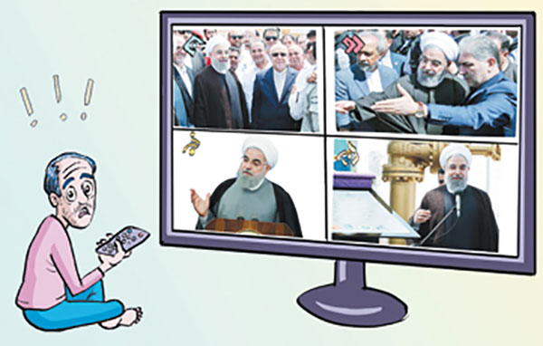 برنامههای انتخاباتی صداوسیما زیر ذرهبین مردم